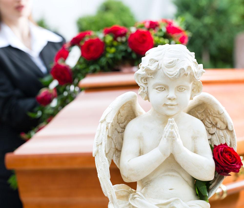 Engel-WillkommenstextStartseite-Bestattungen Hafa-Rottweil